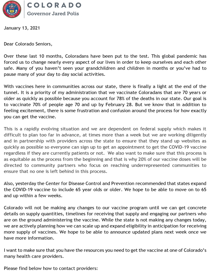 1.13.21 Vaccine Letter to Seniors (1)